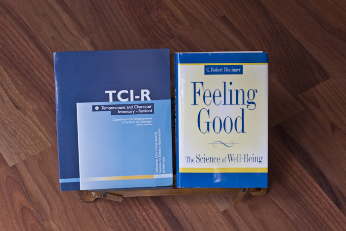 Feeling good: the science of well-bein